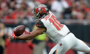 Cecil Shorts III to start in the place of Vincent Jackson on Sunday.