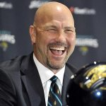Chargers hire Gus Bradley as their defensive coordinator.