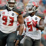 Three Bucs selected as AP's second-team All-Pro.