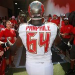 Why not move Pamphile to center?