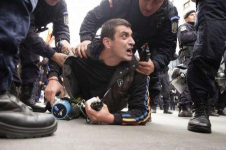 Inca o zi de proteste in Bucuresti! Unionistii ANUNTA UNIREA la 16:00!