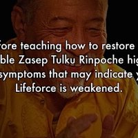 """""""What the Teachers Say"""" Video Series: Buddhist Teachings on La Gug -- Restoring Life Force Vitality -- from a Weekend Retreat on La Gug with Venerable Acharya Zasep Tulku Rinpoche. Part 1 -- """"Symptoms Your Life-force is Weakened"""""""