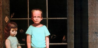 True story behind Haunted Painting- The Hands Resist Him