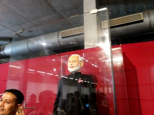 Photos of Narendra Modi Suit Auction in Surat