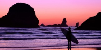 Surfing and life