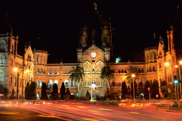 Victoria Terminas - Top 10 Things to do in Mumbai