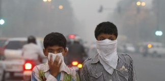 13 out of 20 Most Polluted Cities of the World are Indian