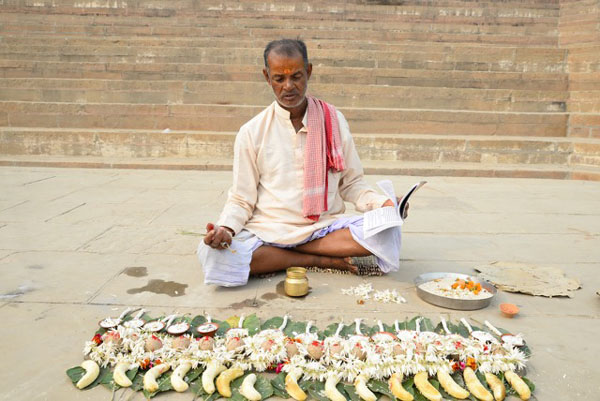 A Startup building Bridge of Hindu after death Traditions for Indians across the World