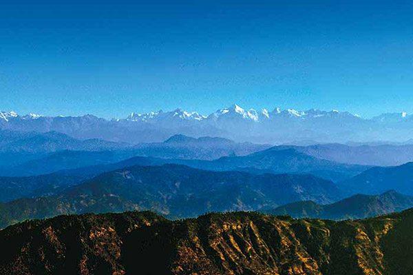 Binsar 8 Trips in India you can complete under 5000 Rupees!