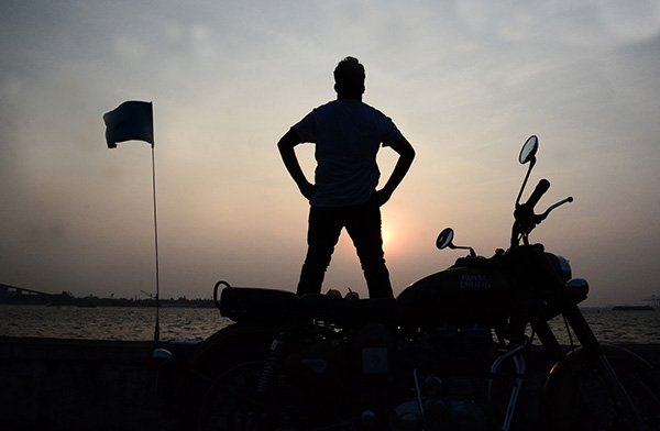 Rohith Subrmaninan, 22 year old who traveled 29 States in 150 Days 2