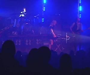 #TBT 2009: Metric @ Town Ballroom