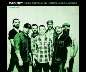 LIVE ALERT: Cabinet @ Buffalo Iron Works