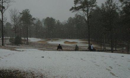 Preparation For The Winter Golf Season