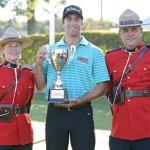 Inaugural PGA Tour Canada Niagara Championship to David Pastore