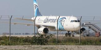 EgyptAir HIJACKER