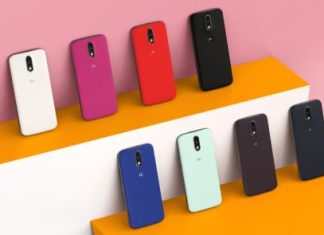 moto g4 plus official