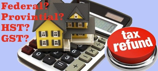New Home Hst Rebate Calculator Ontario