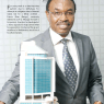 Architect FG Mungai as he appeared in the print edition of the BUILDesign Magazine Issue 004