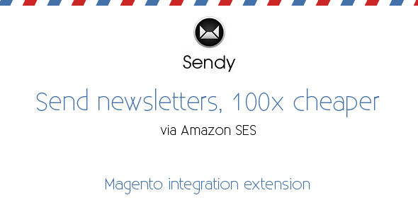 Sendy Newsletter Integration For Magento by Cherifherrawi (Magento extension)