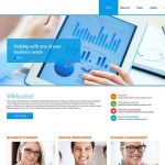 best joomla templates consultants consulting firms feature