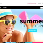best magento themes selling sunglasses feature