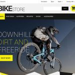 best prestashop themes cycling bicycle stores feature