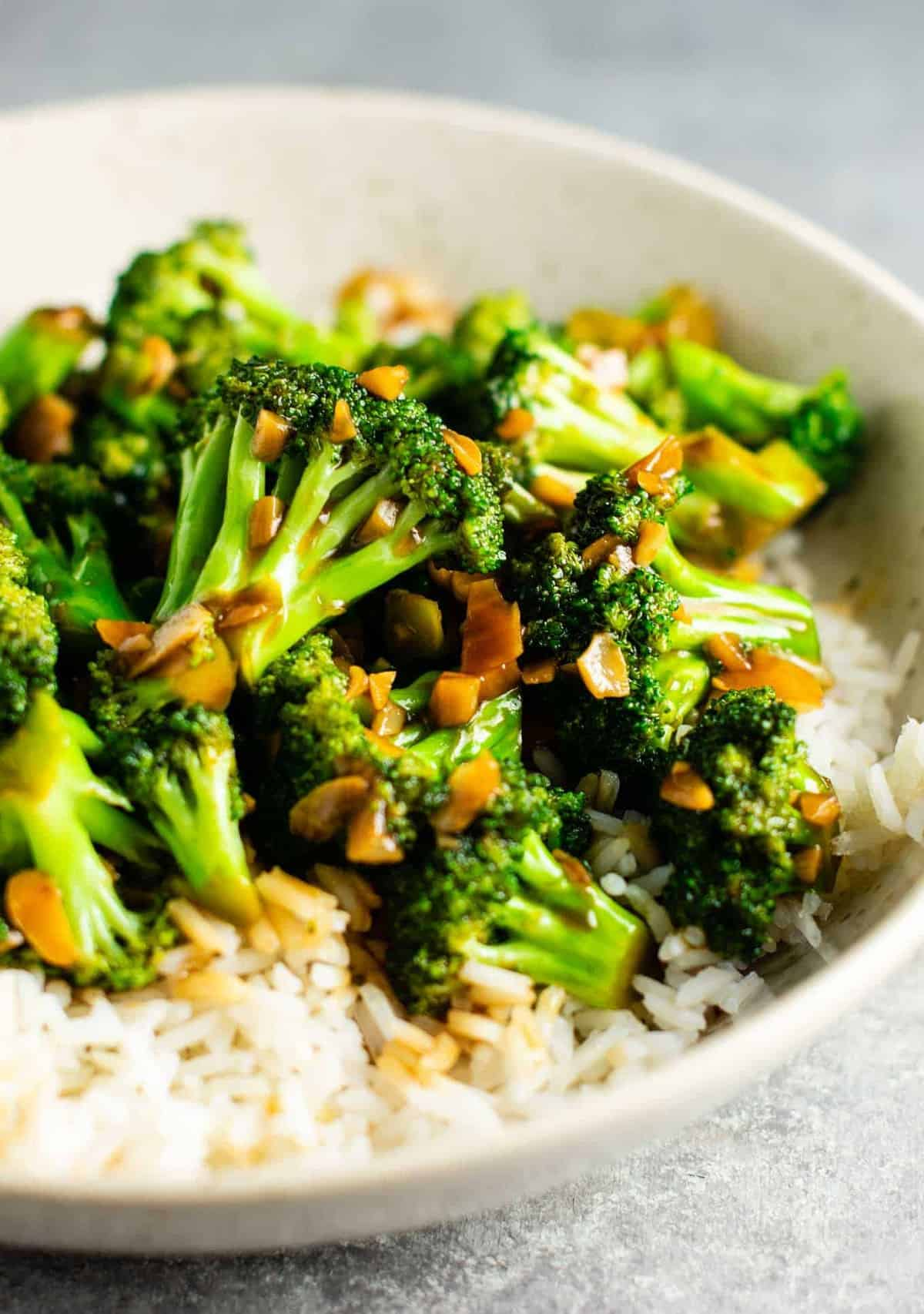 Trendy Broccoli Garlic Sauce Broccoli Garlic Sauce Recipe Build Your Bite Stir Fry Broccoli Stems Pioneer Woman Stir Fry Broccoli Ken nice food Stir Fry Broccoli