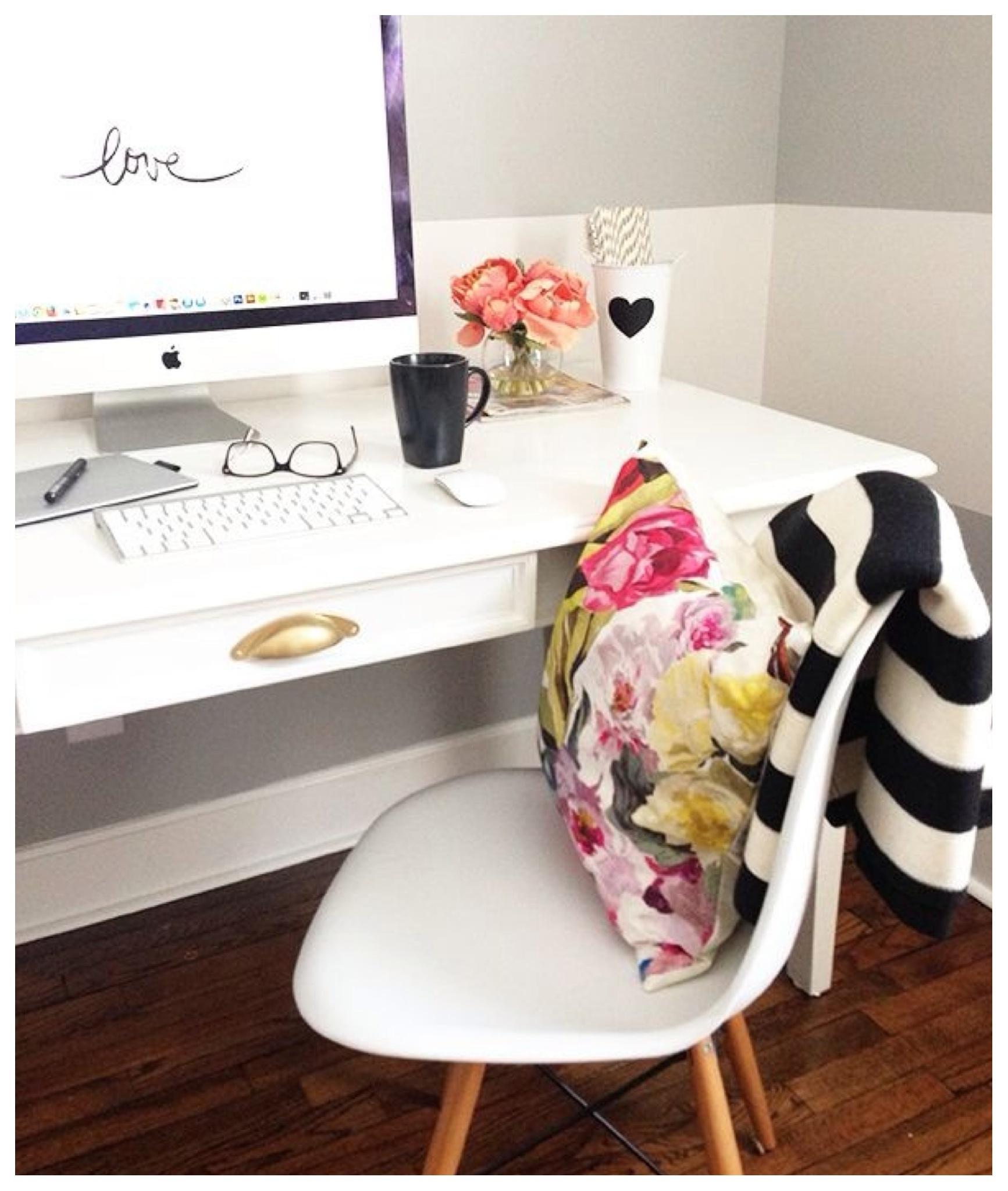 Las mejores ideas para decorar la oficina en casa - Decorar oficina en casa ...