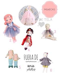 Shopping Guide: Muñecas de Tela