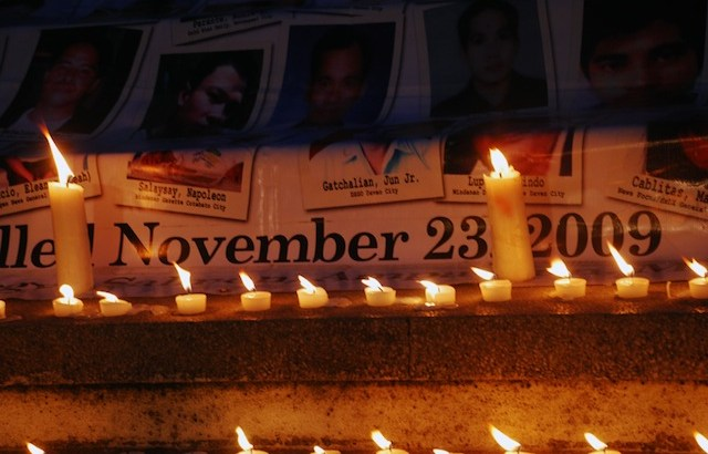 Journalists mark 42nd month of Ampatuan massacre