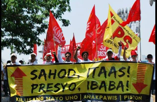 All workers' unity for P16,000 minimum wage formed