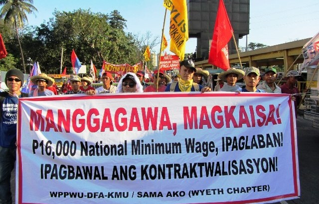 P15 'insulting' wage hike in NCR fails to appease restive workers