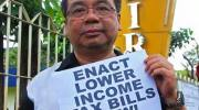 Makabayan bloc slams Finance tax proposals