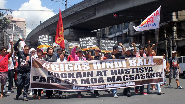 Groups demand justice for Kidapawan victims