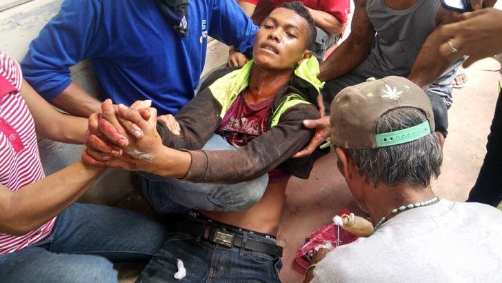 On the Kidapawan massacre and 'daang matuwid'