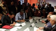 GRP, NDFP peace panels agree on 6 points