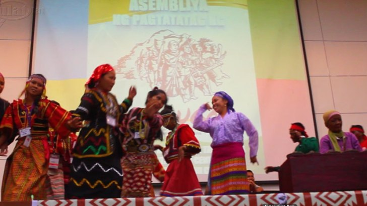National minorities unite, dance for right to self-determination