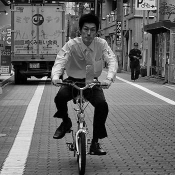 Le salaryman, cet artiste méconnu…