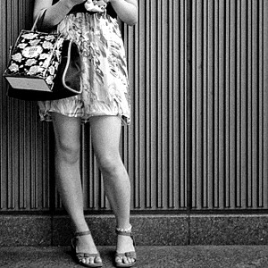 Lignes droites, Jambes japonaises