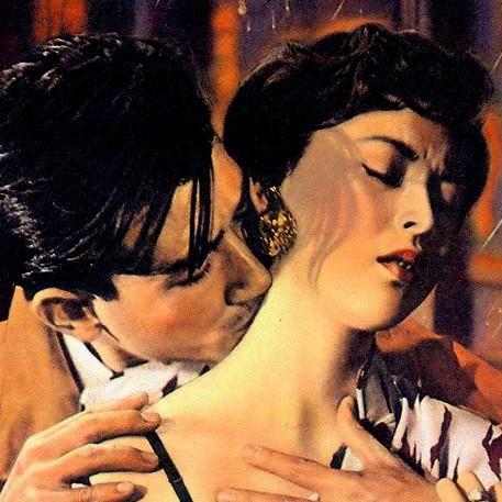 (poster) Doshaburi (Noboru Nakamura – 1957)