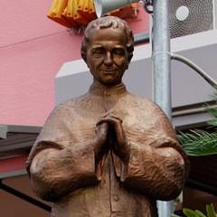 Don Bosco, priez pour la victoire des Samurai Blue