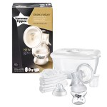 New Tommee Tippee Manual Breast Pump