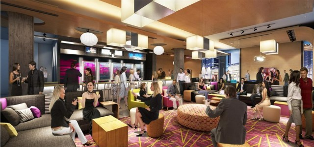 Aloft XYZ Bar