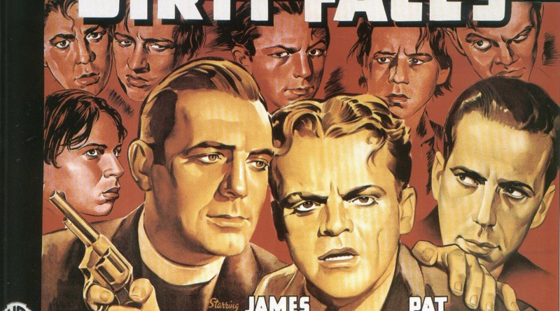 "Poster for ""Angels with Dirty Faces"" from Warner Bros. Studio"