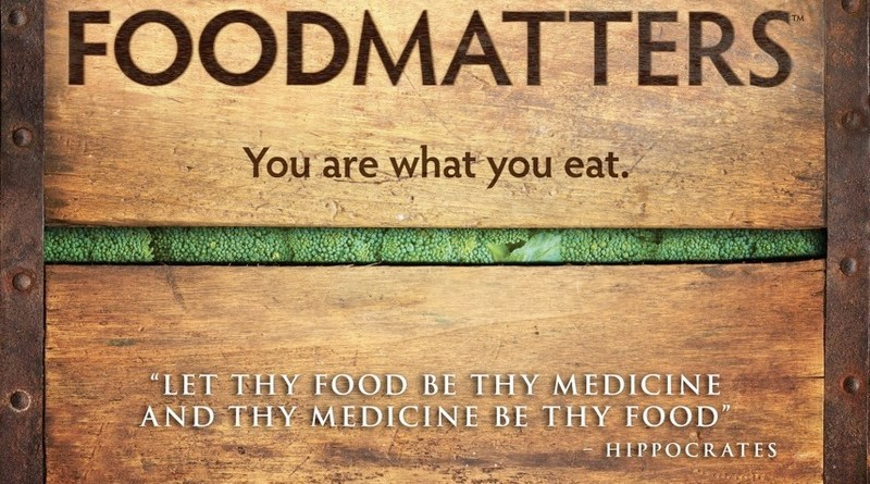 "The Question that ""Food Matters"" answers."