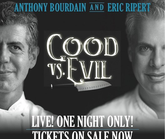 "Poster for ""Good vs. Evil"" courtesy of Theatre Council Productions."