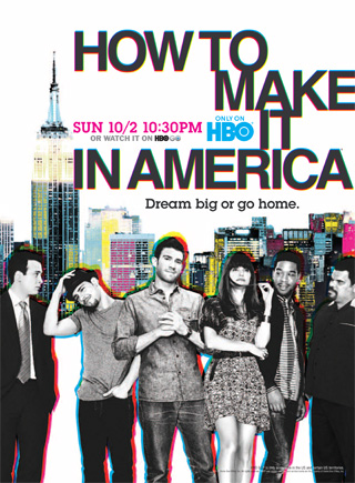 How do you make it in America? | Promotional photo courtesy of HBO.