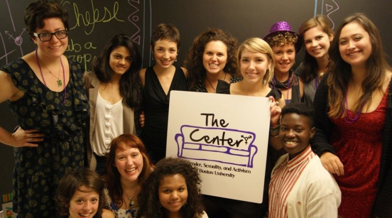 Welcome to the Center! | Photo courtesy of the Center