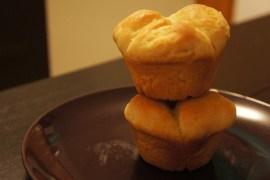 Buttery bread rolls