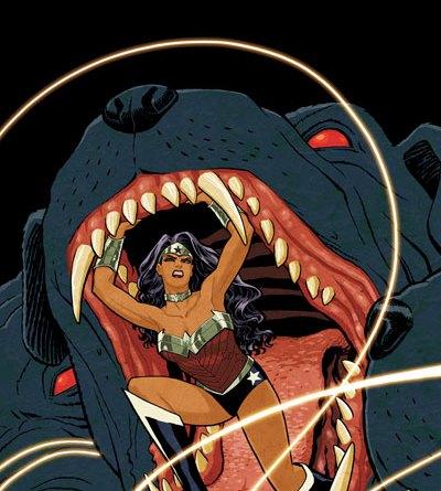 Written by Brian Azzarello, Art by Tony Akins | Cover courtesy DC Comics